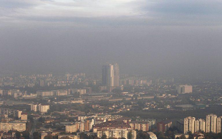 Προσωρινή η μείωση  των ρύπων στην ατμόσφαιρα