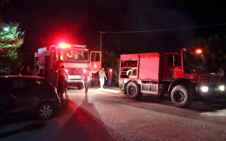Νεκρός ηλικιωμένος από πυρκαγιά σε σπίτι στη Μεταμόρφωση