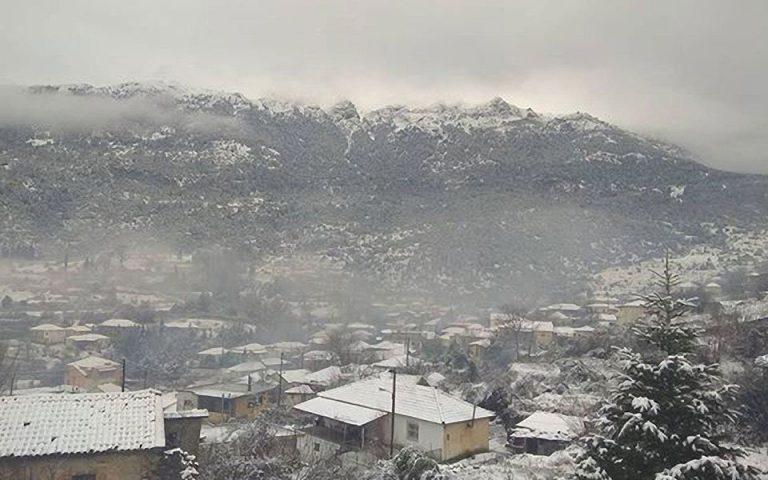 Βελτίωση του καιρού – Πού θα σημειωθούν χιονοπτώσεις