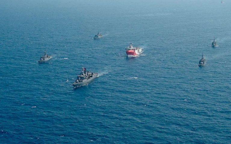 SZ: «Ετοιμοπόλεμες» στον διάλογο Ελλάδα – Τουρκία