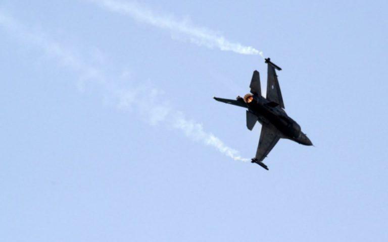 Υπερπτήσεις τουρκικών F-16 στο Στρογγυλό Φούρνων και τους Ανθρωποφάγους