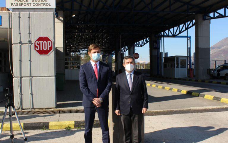 Κέντρο επαφής αστυνομικής και τελωνειακής συνεργασίας Ελλάδας – Αλβανίας