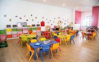Ο πρώτος και μοναδικός παιδικός σταθμός της Πάτμου δημιουργήθηκε με την υποστήριξη της Eurolife FFH.