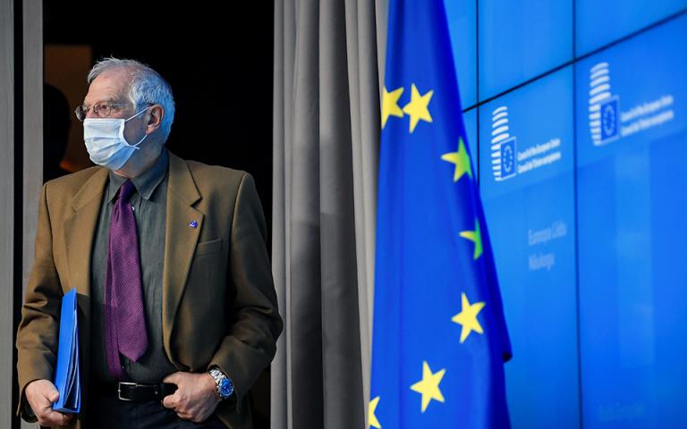 Μπορέλ: Έτοιμοι να συνεχίσουμε να εργαζόμαστε για διάλογο με την Τουρκία