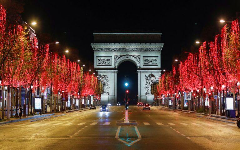Απαγόρευση κυκλοφορίας από τις 18:00 στη Γαλλία