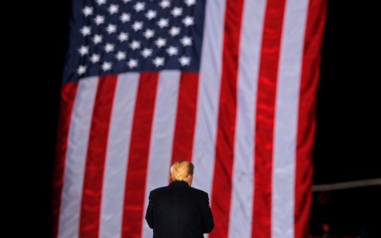 Παραδοχή ήττας α λα Τραμπ