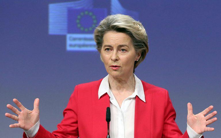 Σε εφαρμογή ο μηχανισμός διαφάνειας της Ε.Ε. για τις εξαγωγές εμβολίων
