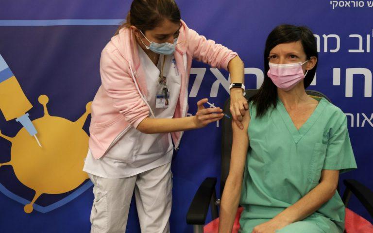 Ηλ. Μόσιαλος: Αισιόδοξα τα νέα από την πορεία των εμβολιασμών στο Ισραήλ