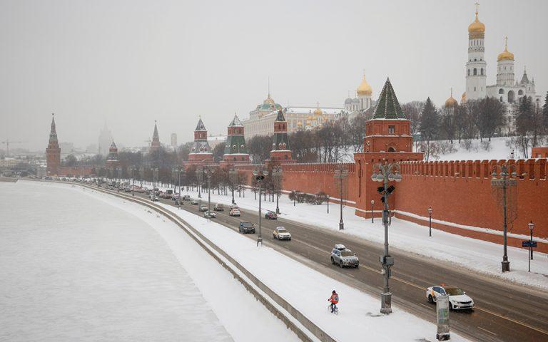 Ανησυχία Μόσχας για τη στρατιωτική συνεργασία Κιέβου – Άγκυρας