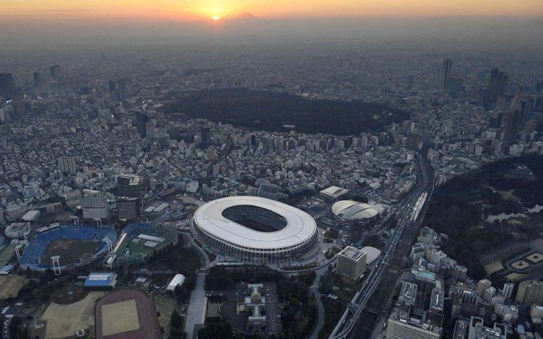 Ολυμπιακοί Αγώνες: Αντίστροφη μέτρηση υπό την απειλή της Covid (εικόνες)