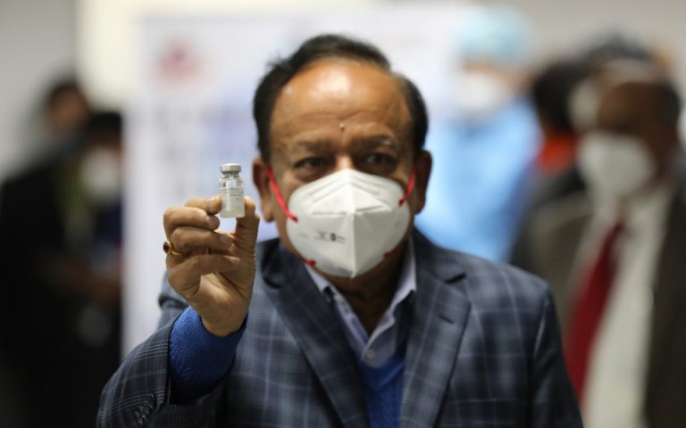 Μελέτη: Αποτελεσματικό στο βρετανικό στέλεχος το ινδικό εμβόλιο COVAXIN