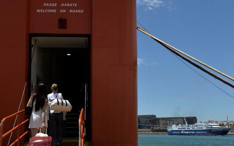 Μηδενικό ενδιαφέρον για τη θαλάσσια σύνδεση Κύπρου – Ελλάδας
