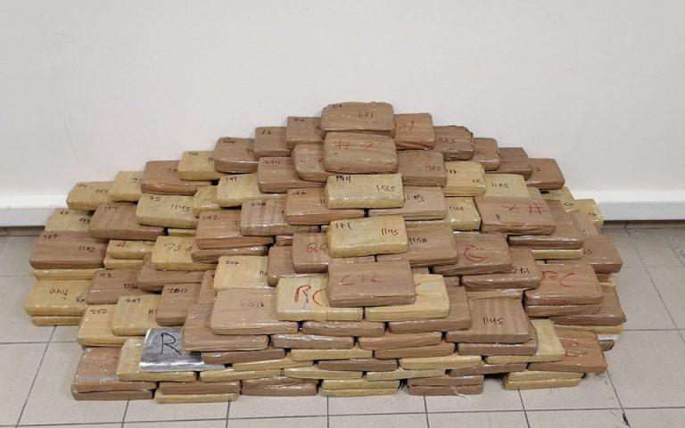 Οι «ξενοδόχοι» ναρκέμποροι και τα 300 κιλά κοκαΐνης