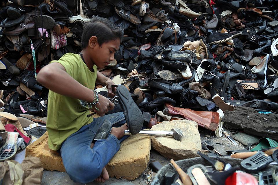 Ανακύκλωση φτώχιας