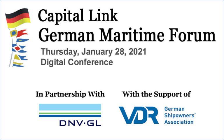 Ετήσιο Capital Link German Maritime Forum