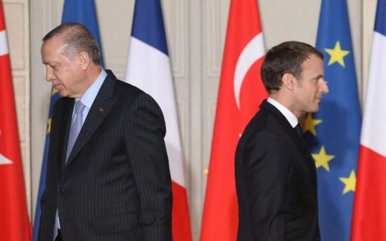 Η Άγκυρα επιχειρεί να προσεγγίσει ξανά το Παρίσι
