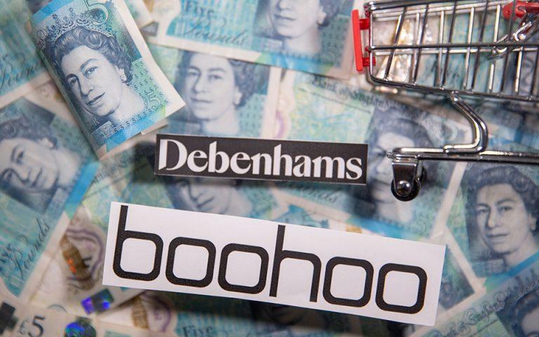 Τίτλοι τέλους για την Debenhams μετά 242 χρόνια