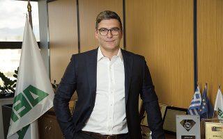 Η επιχείρηση αναπτύσσεται διαρκώς σε νέες αγορές και δραστηριότητες από τις ανανεώσιμες και τις εναλλακτικές πηγές ενέργειας μέχρι την αεριοκίνηση, τονίζει στην «Κ» ο διευθύνων σύμβουλος της ΔΕΠΑ Εμπορίας κ. Κωνσταντίνος Ξιφαράς.