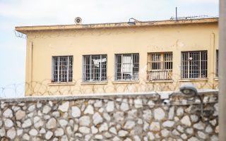 Σε όλες τις φυλακές της χώρας βρίσκονται σήμερα 11.400 κρατούμενοι, αντί 9.700 που είναι η μέγιστη χωρητικότητά τους. (Φωτ. INTIME NEWS)