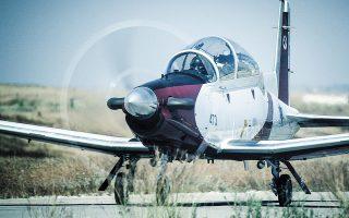 Η συμφωνία Ελλάδας - Ισραήλ περιλαμβάνει και τη συντήρηση των υφιστάμενων ελικοφόρων T-6 της Πολεμικής Αεροπορίας. (Φωτ. ΥΠΟΥΡΓΕΙΟ ΑΜΥΝΑΣ ΙΣΡΑΗΛ)
