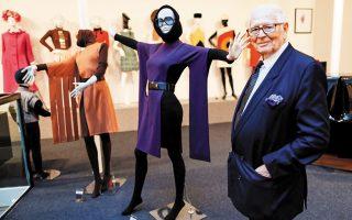 Τα ρούχα του, έλεγε ο Πιερ Καρντέν (1922-2020), είχαν την αίσθηση γλυπτών, είχαν περισσότερο σχέση με την αρχιτεκτονική και την τέχνη παρά με τη μόδα.
