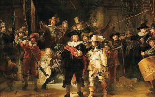 Xιλιάδες αριστουργήματα των Ρέμπραντ, Βερμέερ, Βαν Γκογκ και Βαν Ντάικ είναι πλέον προσβάσιμα διαδικτυακά μέσω του Rijksmuseum του Αμστερνταμ.