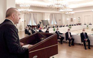 Ο πρόεδρος της Τουρκίας Ρετζέπ Ταγίπ Ερντογάν, στην ομιλία του προς τους πρέσβεις της Ευρωπαϊκής Ενωσης, κατηγόρησε την Ελλάδα πως κάνει κατάχρηση των NAVTEX.