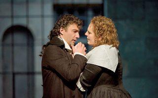 Διαθέσιμη διαδικτυακά η όπερα «Αντρέα Σενιέ», σε παραγωγή της Βασιλικής Οπερας του Λονδίνου.