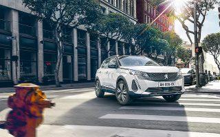 Το ανανεωμένο γαλλικό SUV προσφέρει τελευταίας γενιάς συστήματα υποβοήθησης οδήγησης.