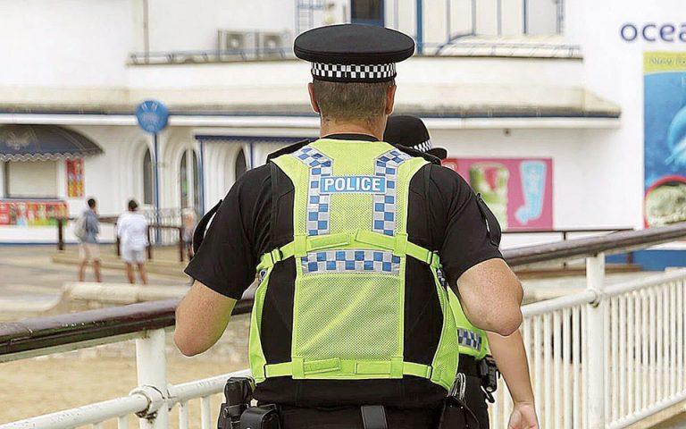 Διαγραφή αρχείων της βρετανικής αστυνομίας