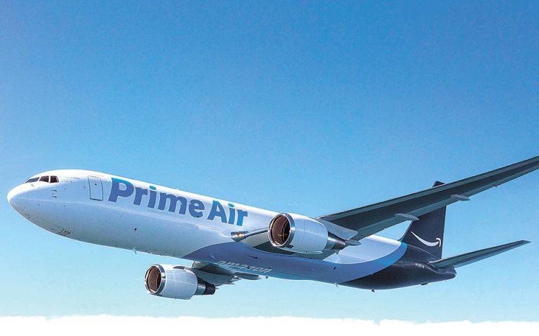 Μεγαλώνει ο στόλος αεροσκαφών της Amazon