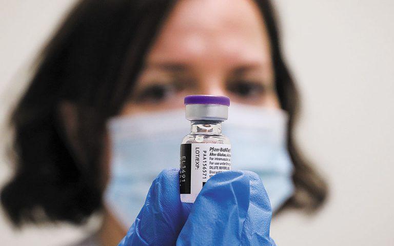 Δυνατότητα για περισσότερους εμβολιασμούς