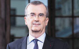 O επικεφαλής της Τράπεζας της Γαλλίας και μέλος του Δ.Σ. της ΕΚΤ Φρανσουά Βιλερουά ντε Γκαλό κάλεσε την Ε.Ε. να εκμεταλλευθεί την ευκαιρία για να δημιουργήσει μια «ένωση χρηματαγορών».