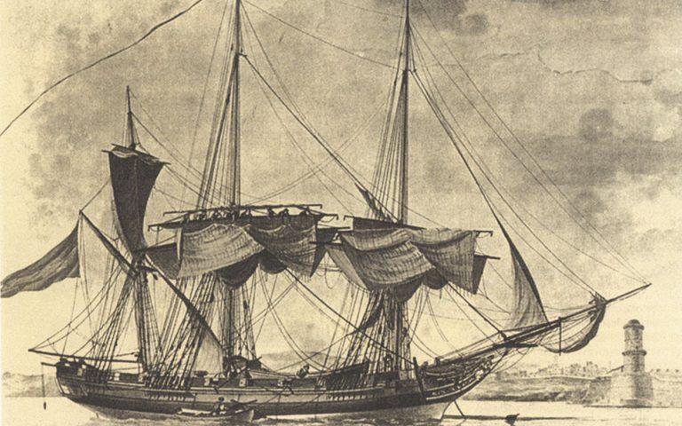 Το ναυτικό γλωσσάρι, οι «διεφθαρμένες ονομασίες», ο γιος του Μιαούλη και ο… λάθος ανέστης