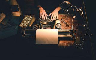 Κατά τη διάρκεια του εγκλεισμού αυξήθηκαν οι επίδοξοι συγγραφείς που φιλοδοξούν να εκδοθούν ή απλώς να εκφραστούν (φωτ. shutterstock).
