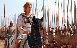 Δημοσιεύματα κάνουν λόγο για νέα τηλεοπτική παραγωγή με θέμα τον Μέγα Αλέξανδρο.