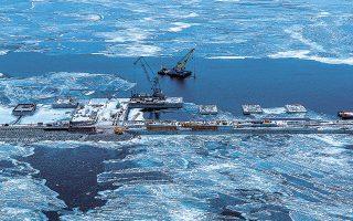 Το κρατίδιο στη βορειοανατολική ακτή της Γερμανίας, όπου θα καταλήξει ο αγωγός, ίδρυσε περιβαλλοντική οργάνωση την οποία χρηματοδοτεί η Gazprom.