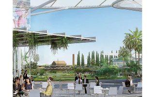 Με κεφάλαια που θα αντληθούν από την πώληση του οικοπέδου στο Βουκουρέστι θα χρηματοδοτηθούν νέες επενδύσεις της εταιρείας, όπως για παράδειγμα η ανάπτυξη του Cambas Park.