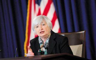 Η κ. Γέλεν αντέκρουσε τις επικρίσεις των Ρεπουμπλικανών κατά του προγράμματος Μπάιντεν, πως η αύξηση των εταιρικών φόρων στο 28% από το υφιστάμενο 21% θα υποβαθμίσει την ανταγωνιστικότητα των αμερικανικών επιχειρήσεων.
