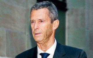 O Μπένι Στάινμετζ καταδικάστηκε σε πέντε χρόνια φυλάκιση, ενώ του επιβλήθηκε και πρόστιμο 50 εκατ. ελβετικών φράγκων (φωτ. Reuters).