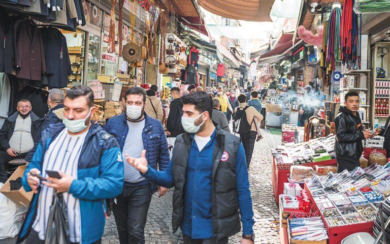 Η στροφή Ερντογάν έδωσε ώθηση στην οικονομία