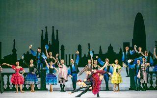 Το διάσημο μπαλέτο «Δον Κιχώτης» του Λούντβιχ Μίνκους θα παρουσιαστεί τον Μάιο, σε χορογραφία του Τιάγκο Μπορντίν, βασισμένη στην αρχική του Μαριύς Πετιπά (φωτ. ΑΝΔΡΕΑΣ ΣΙΜΟΠΟΥΛΟΣ).