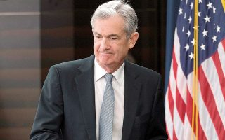 Ο επικεφαλής της Fed, Τζ. Πάουελ, ανέφερε πως απέχουμε πολύ ακόμα από τους στόχους που έχουμε θέσει για την απασχόληση και τον πληθωρισμό.