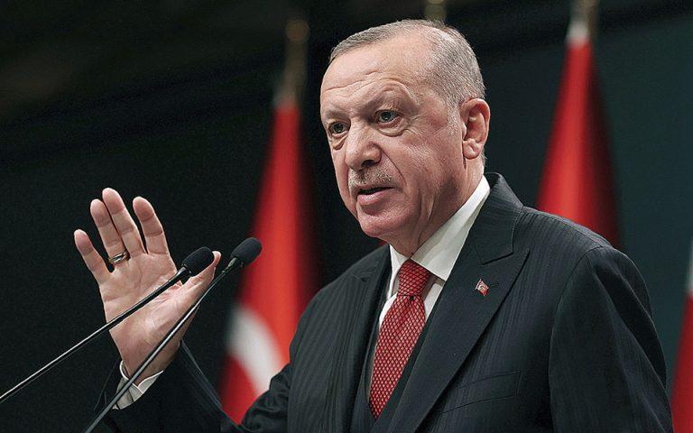 Yπέρμαχος της διπλωματίας δηλώνει τώρα η Aγκυρα