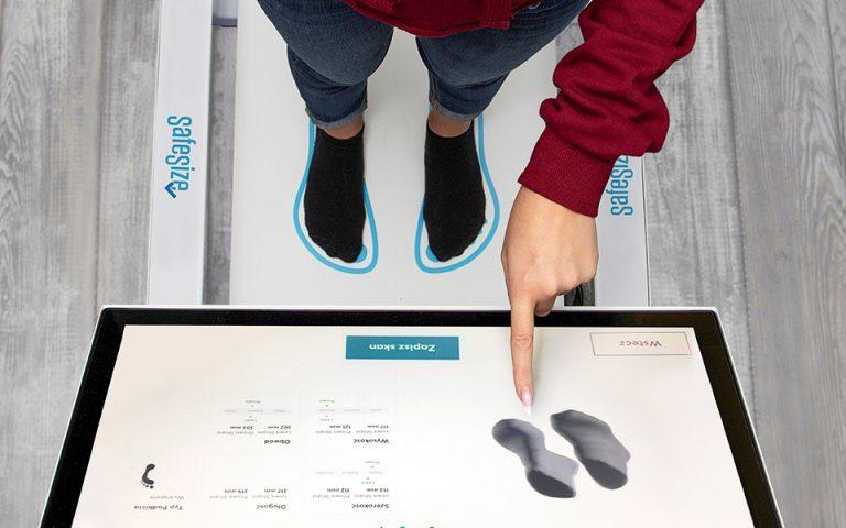 Ελληνική startup σάς βρίσκει το σωστό παπούτσι