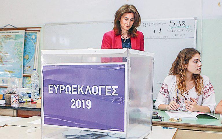 Ευρωεκλογές χωρίς σταυρό προτίμησης