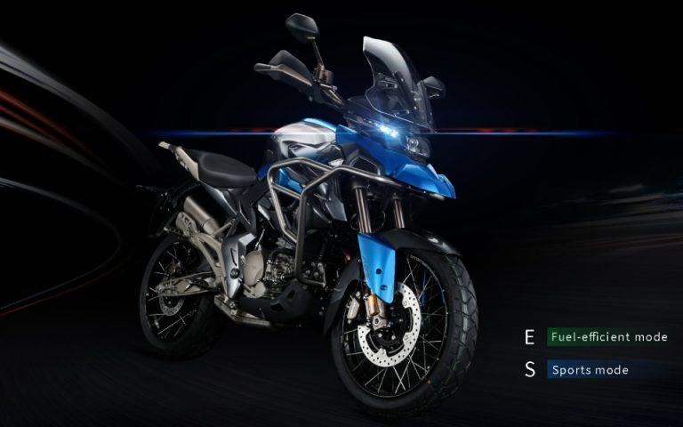 Η νέα Zontes 310 Τ2