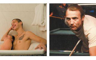 Το αστυνομικό θρίλερ «Συνένοχοι» του Φρεντερίκ Μερμού (αριστερά) και το «Στη λευκή πόλη» του Αλέν Τανέρ είναι από τις ταινίες του αφιερώματος.