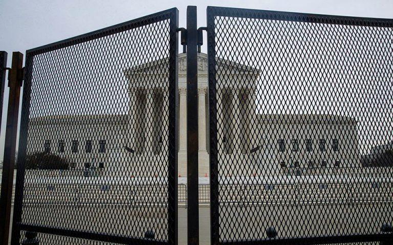 Εντείνονται τα μέτρα ασφαλείας στην Ουάσιγκτον – Η Λ. Μόνακο προσωρινή σύμβουλος ασφαλείας
