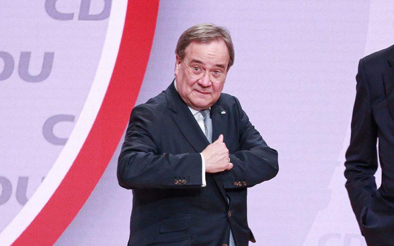 Το προφίλ του νέου προέδρου του CDU
